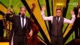 Robbie Williams  Olly Murs - I Wan'na Be Like You