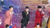 亚洲文化嘉年华:张杰,林俊杰和RAIN等演唱《风与花的边界》震撼