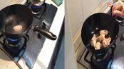 可乐鸡翅+西葫芦