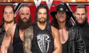 WWE2017年10月29日狂野角斗士之WWE美国职业摔角