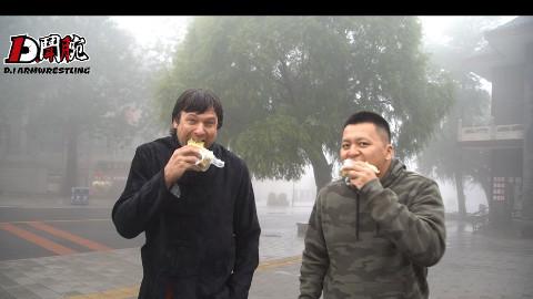 斗腕大神德文·拉瑞特中国行之美食篇