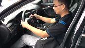 实拍:奥迪A6L 2018款,车长5米气派不输宝马,配3.0T马力333匹