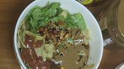 【做碗锅巴菜当早餐】教你如何做天津卫传统早点锅巴菜