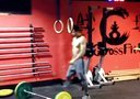 【CrossFit 钱塘】141130 5-4-3-2-1hang power clean(135lb)/ strict pull up(1:48)