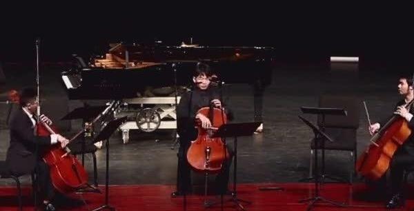 大提琴三重奏《卡门序曲》