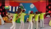 幼儿园儿童舞蹈律动《滑板车》