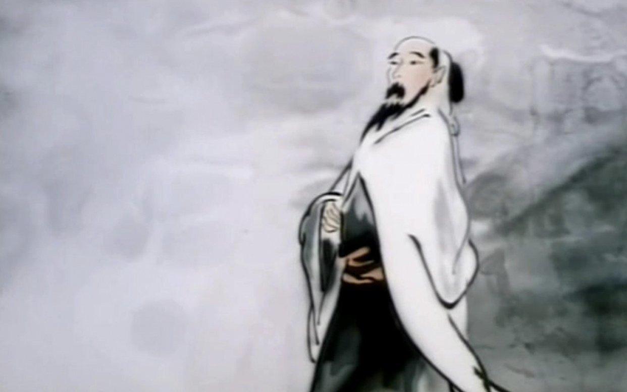 中国水墨动画绝唱:山水情