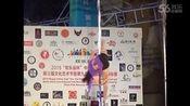 2015欢乐谷杯第九届中国钢管舞锦标赛宁宁舞蹈宋晶作品