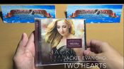 """【Jackie Evancho】""""Two Hearts""""专辑开箱视频"""