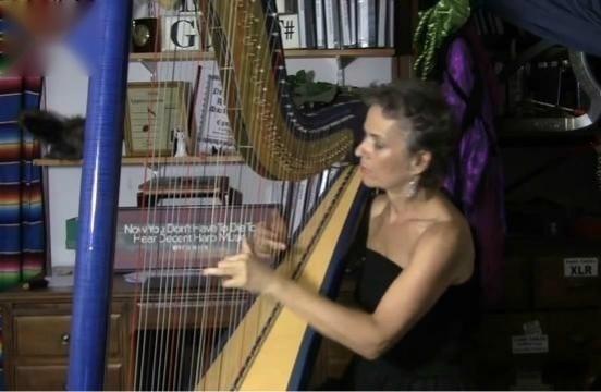 竖琴演奏 贝多芬 经典名曲 致爱丽丝 Für Elise