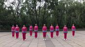 2019最新广场舞乌兰图雅《醉美情人》北京市育新木子舞蹈团