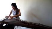 古筝曲《月儿高》,刘莉莉演奏