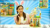 爱玩具视频 第627集 小兔子环游世界玩具