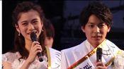 上田彩(Ayane Ueda)是2019年东京格兰披治大赛车小姐,吉谷哲也(Tetsuya Kise)是2019年东京格兰披治大赛车先生! <第70回小叶祭>