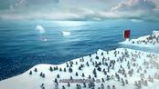 《远在天边》:一只南极失踪的小企鹅,与男孩的收音机结下不解之缘