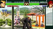 【拳皇2002风云再起17版】龙二简单小bc~