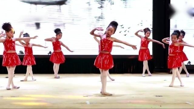 儿童舞蹈《花木兰》