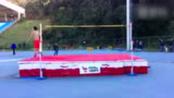 跳高小将张国伟训练视频曝光 2米30一次过里约冲击金牌