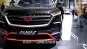 五菱神车来了2020新款五菱宏光SUV亮相,赛过汉兰达,强于普拉多