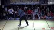 [太嘻哈toohiphop.com]Bruce vs Marvel - BBoy Championships 2013 - Popping 8进4—在线播放—优酷网,视频高清在线观看