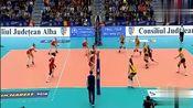 中国女排:瓦基夫卫冕欧冠!朱婷局末连下三分,锁定胜局!厉害