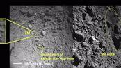 Hayabusa2对小行星Ryugu的第二次触地得分