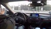 乌镇,互联网大会出现的百度无人驾驶汽车,科技强大亮瞎人眼!