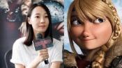 《驯龙高手2》曝中配特辑 白百何为阿丝翠德献声
