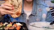 小颖(10.8)——披萨/寿司/蒸鸡/粥