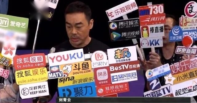 刘青云嫌弃古天乐?