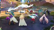 圣斗士手游圣地争锋神圣衣紫龙和地妖星联手翻盘