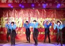 辉县市洪洲乡新星幼儿园2014六一 广场舞 最炫民族风(家长)