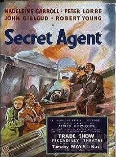 秘密间谍 希区柯克版