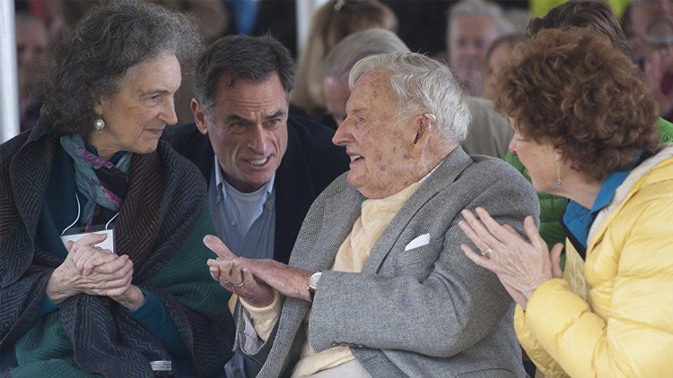 美国亿万富豪戴维·洛克菲勒去世 享年101岁