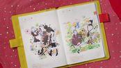 【年年的手帐】拼贴42.0 「春节约会指南」hobonichi a5 半年册