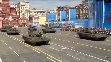 最新公布世界十大坦克权威排行榜!老苏联大哥还是稳坐宝座第一!