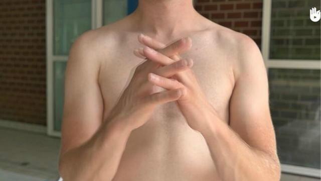 旱鸭子游泳系列教程一:游泳前上半身如何预热?