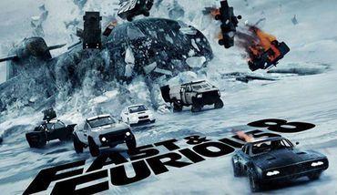 《速度与激情8》首映票房36亿,破《星球大战》记录
