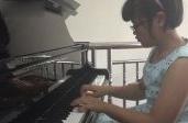 《卡门序曲》 左馨瑶10岁