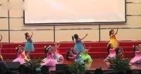 采秣小学舞蹈卢沟谣