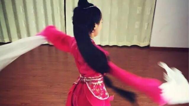 《惊鸿舞》柳姿舞蹈