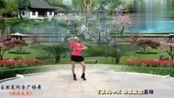 自然美阿杏广场舞《妹妹不哭》