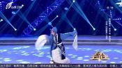 伶人王中王之柳子戏名家陈媛反串陆游 现场书法惊艳亮相